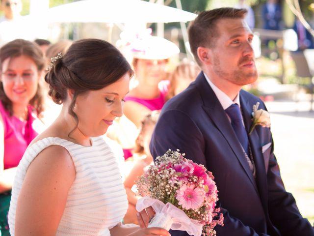 La boda de Alejandro y Sandra en Mozarbez, Salamanca 2