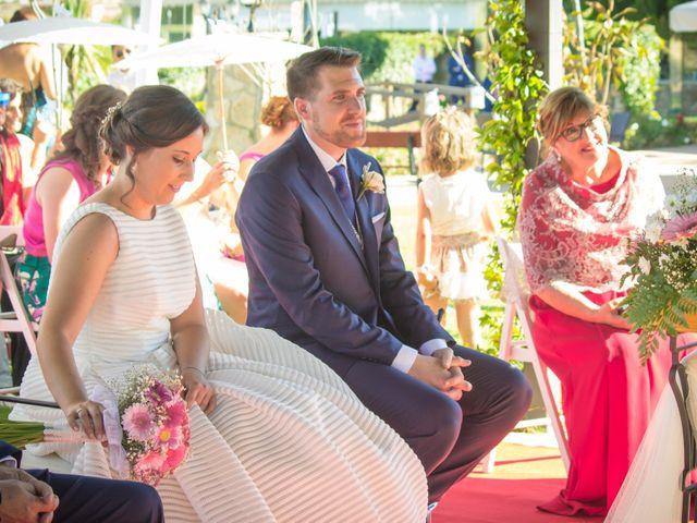 La boda de Alejandro y Sandra en Mozarbez, Salamanca 10