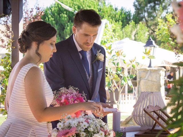 La boda de Alejandro y Sandra en Mozarbez, Salamanca 11