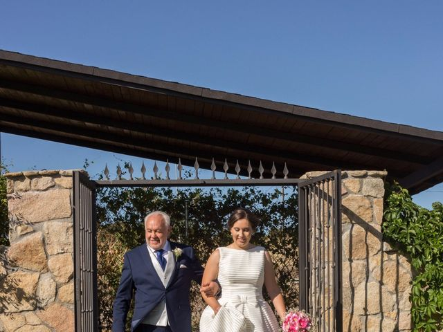La boda de Alejandro y Sandra en Mozarbez, Salamanca 14
