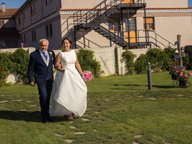 La boda de Alejandro y Sandra en Mozarbez, Salamanca 15