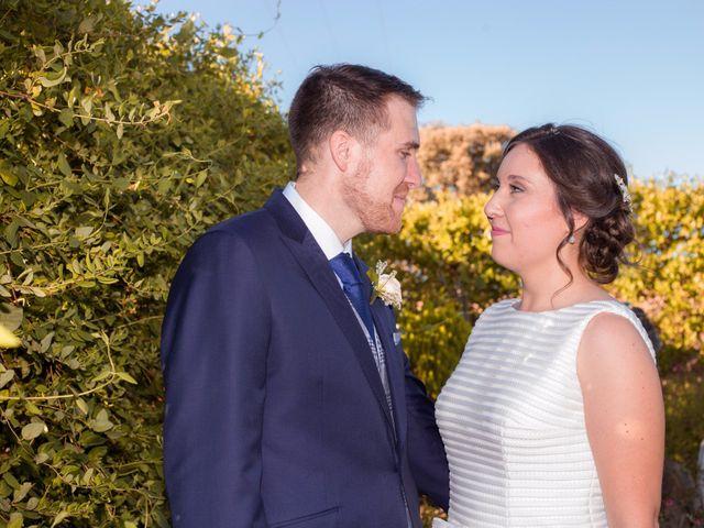 La boda de Alejandro y Sandra en Mozarbez, Salamanca 16
