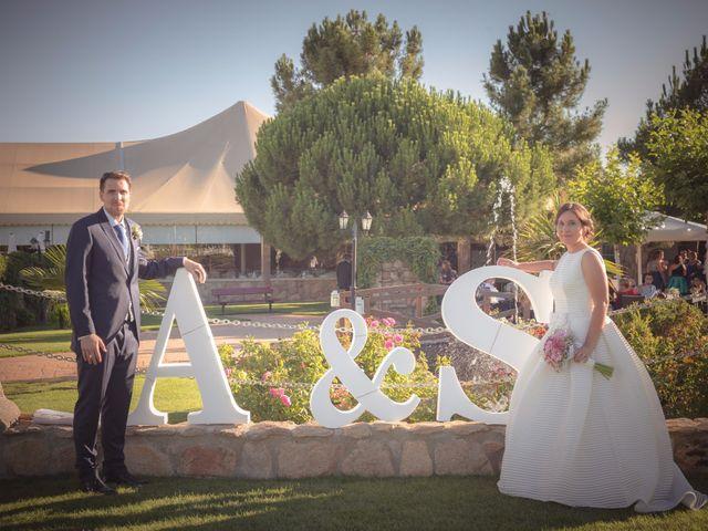 La boda de Alejandro y Sandra en Mozarbez, Salamanca 18