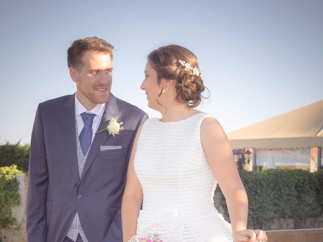 La boda de Alejandro y Sandra en Mozarbez, Salamanca 19