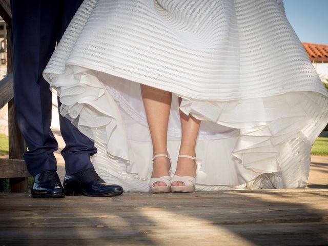 La boda de Alejandro y Sandra en Mozarbez, Salamanca 20
