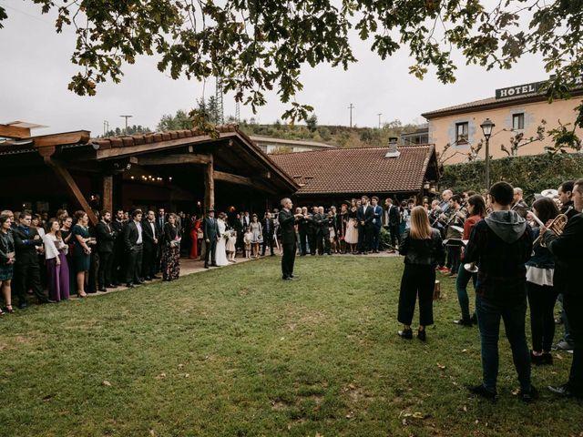 La boda de Ekain y Arantzazu en Azpeitia, Guipúzcoa 2