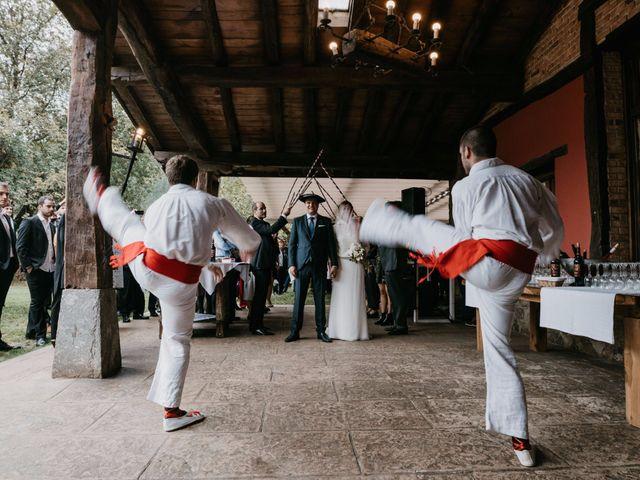 La boda de Ekain y Arantzazu en Azpeitia, Guipúzcoa 3