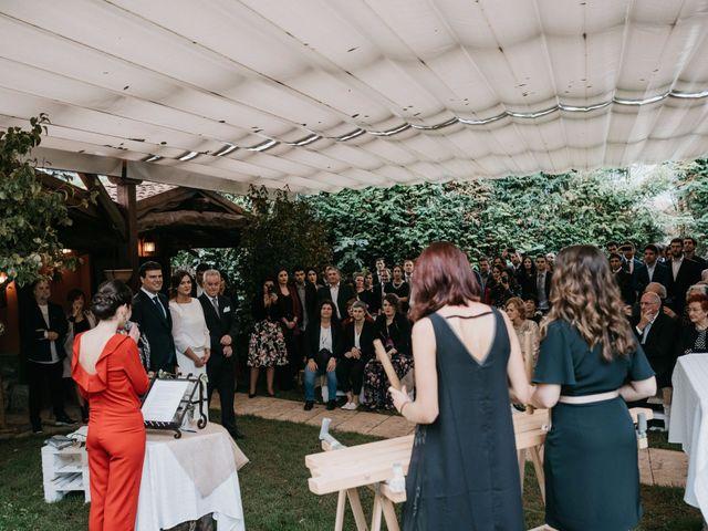 La boda de Ekain y Arantzazu en Azpeitia, Guipúzcoa 4
