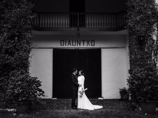 La boda de Ekain y Arantzazu en Azpeitia, Guipúzcoa 8