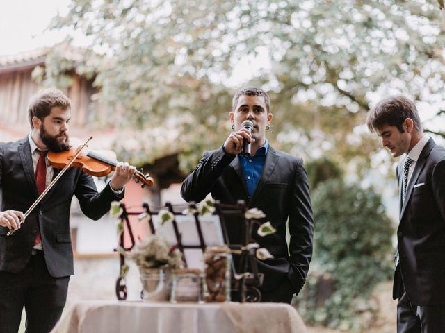 La boda de Ekain y Arantzazu en Azpeitia, Guipúzcoa 15