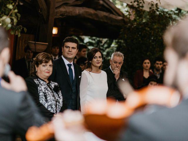 La boda de Ekain y Arantzazu en Azpeitia, Guipúzcoa 16