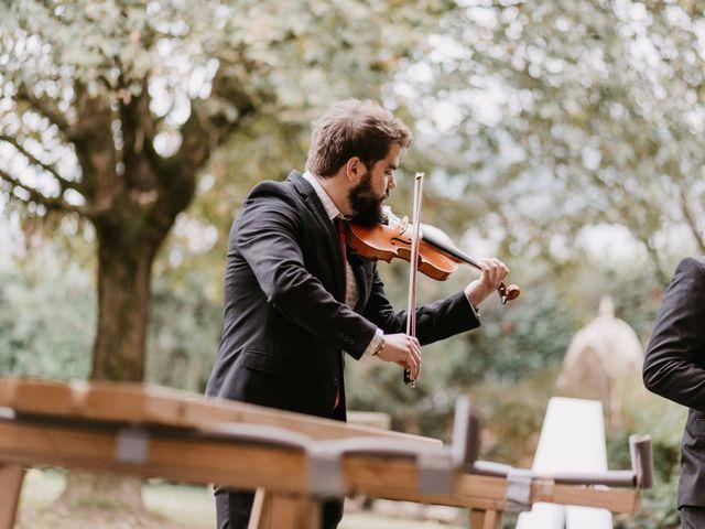La boda de Ekain y Arantzazu en Azpeitia, Guipúzcoa 17