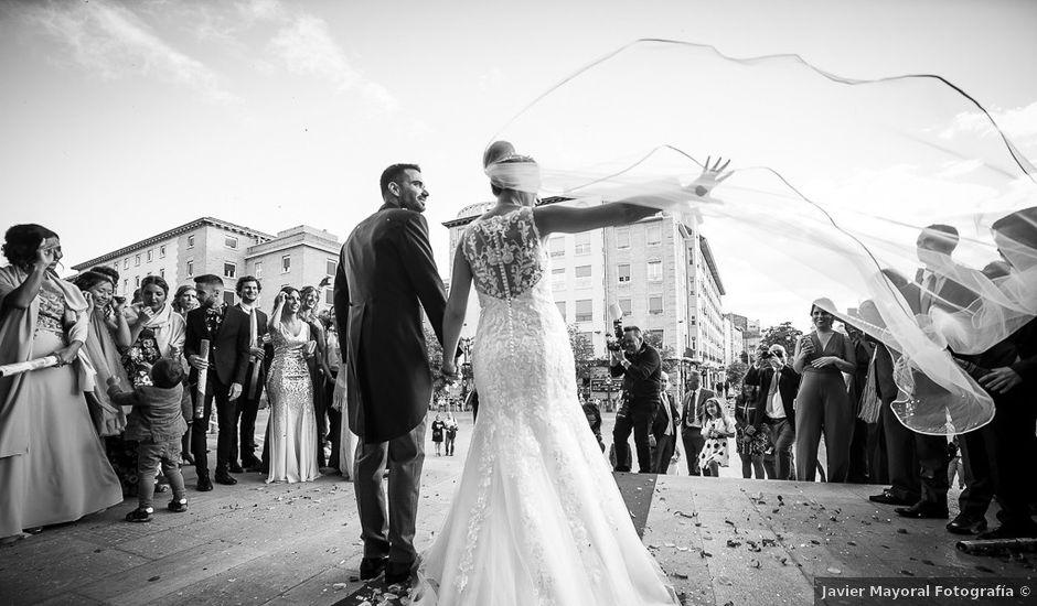 La boda de Fernando y María en Zaragoza, Zaragoza