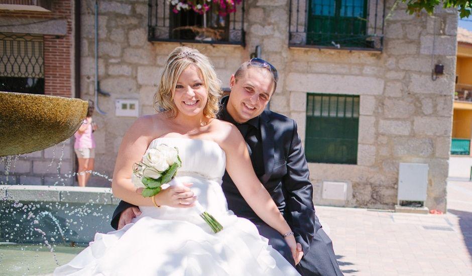 La boda de Conchi y Iván en Navalagamella, Madrid