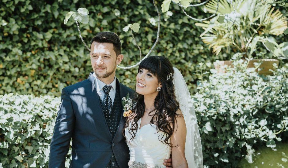 La boda de Juan y Tania en Galapagar, Madrid