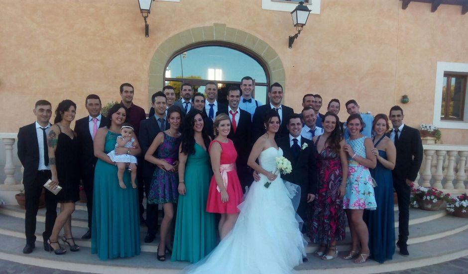 La boda de Jonathan  y Lorena  en Monzon, Huesca