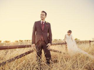 La boda de Mª Ángeles y Jose Antonio