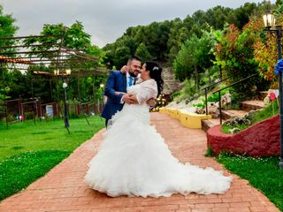La boda de Rosa y Julián