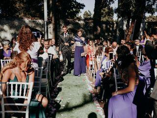 La boda de Salomé y Erik 2