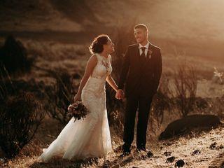 La boda de Salomé y Erik