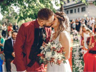 La boda de Cynthia y Fran