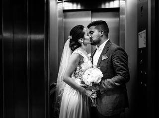 La boda de Angélica y Julián