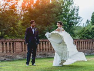 La boda de Sarah y Andreu