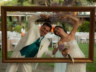 La boda de Judit y David