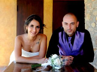 La boda de Jordi y Mari