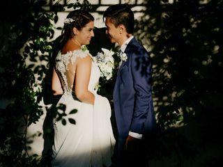 La boda de Francisco y Esther
