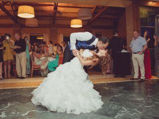 La boda de Celeste y Diego
