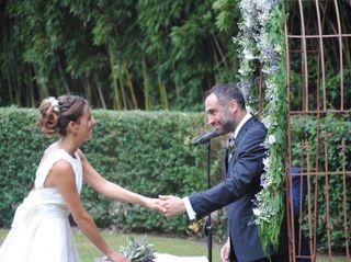 La boda de Lucia y Hector