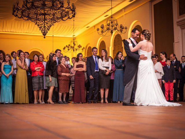 La boda de Belén y Javi