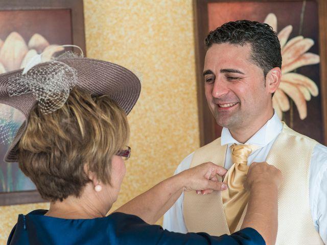La boda de David y Carmen en San Clemente, Cuenca 6