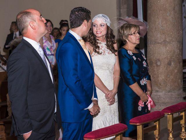 La boda de David y Carmen en San Clemente, Cuenca 14
