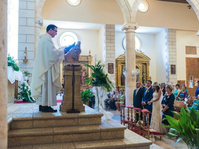 La boda de David y Carmen en San Clemente, Cuenca 15