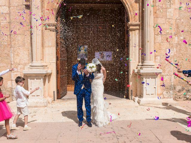 La boda de David y Carmen en San Clemente, Cuenca 18
