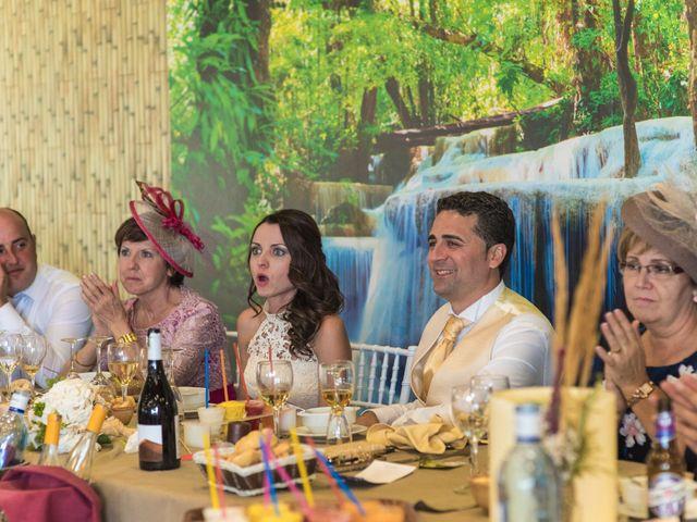 La boda de David y Carmen en San Clemente, Cuenca 26
