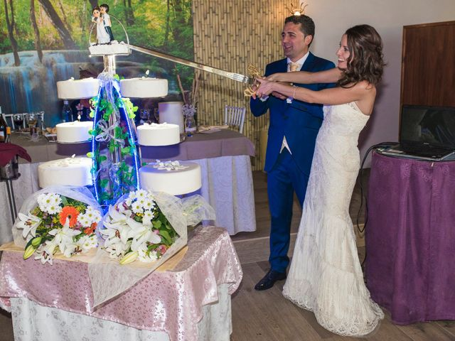 La boda de David y Carmen en San Clemente, Cuenca 29