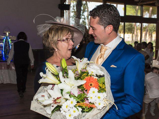 La boda de David y Carmen en San Clemente, Cuenca 30