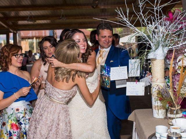 La boda de David y Carmen en San Clemente, Cuenca 33