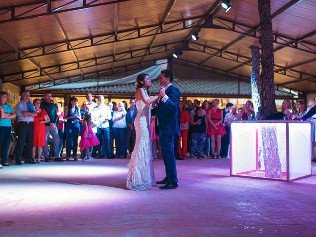 La boda de David y Carmen en San Clemente, Cuenca 34