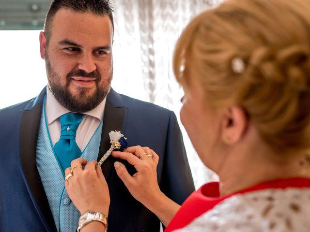 La boda de Julián y Rosa en Tarancon, Cuenca 2