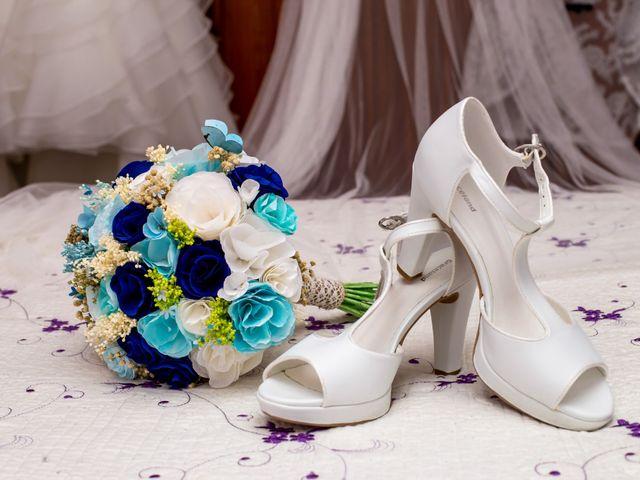 La boda de Julián y Rosa en Tarancon, Cuenca 3