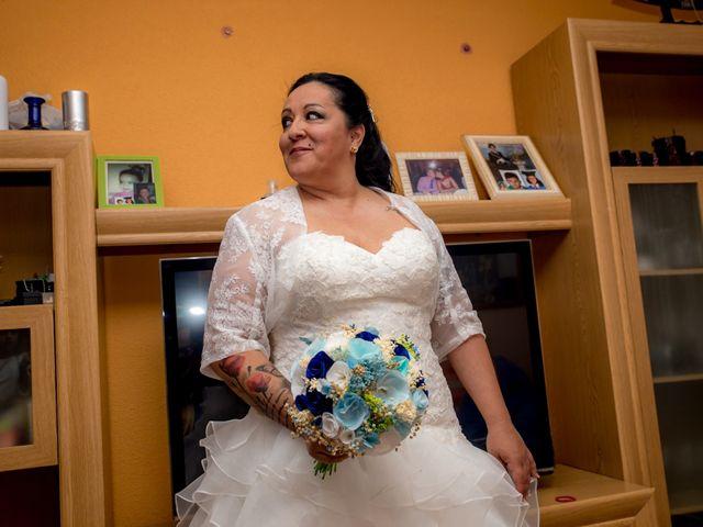 La boda de Julián y Rosa en Tarancon, Cuenca 6