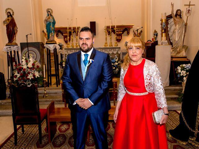 La boda de Julián y Rosa en Tarancon, Cuenca 8