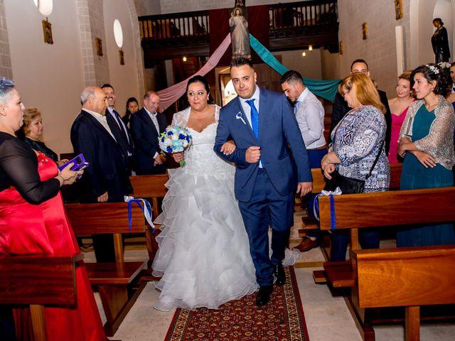 La boda de Julián y Rosa en Tarancon, Cuenca 9