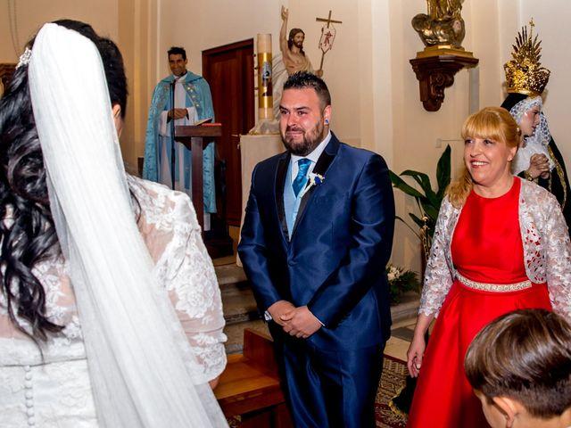 La boda de Julián y Rosa en Tarancon, Cuenca 10