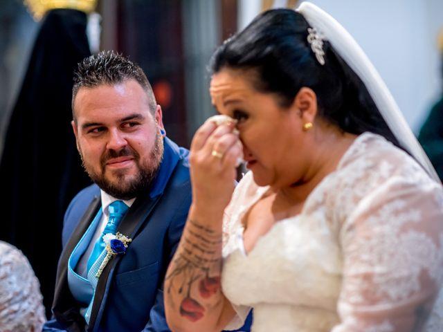 La boda de Julián y Rosa en Tarancon, Cuenca 12