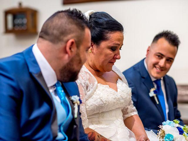 La boda de Julián y Rosa en Tarancon, Cuenca 13